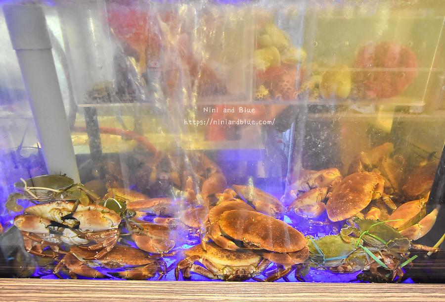 水森水產價格菜單 台中高檔生猛海鮮龍蝦餐廳04