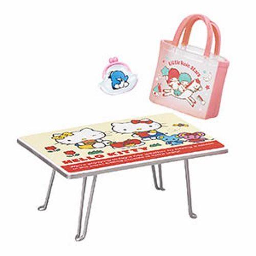 RE-MENT 《凱蒂貓》「三麗鷗角色人物大集合」盒玩 再次販售!サンリオキャラクターズ あの頃ハローキティと