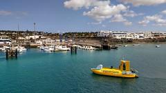 Leaving Lanzarote