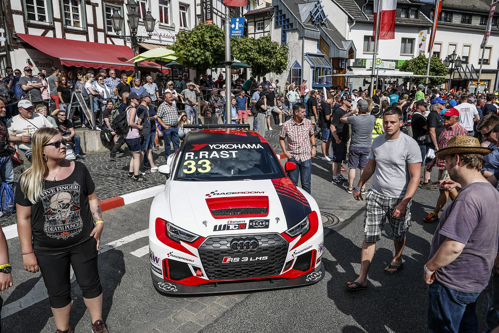 33 RAST Rene (GER), RS 3 LMS WTCR, during the 2018 FIA WTCR World Touring Car cup of Nurburgring, Germany from May 10 to 12 - Photo Florent Gooden / DPPI