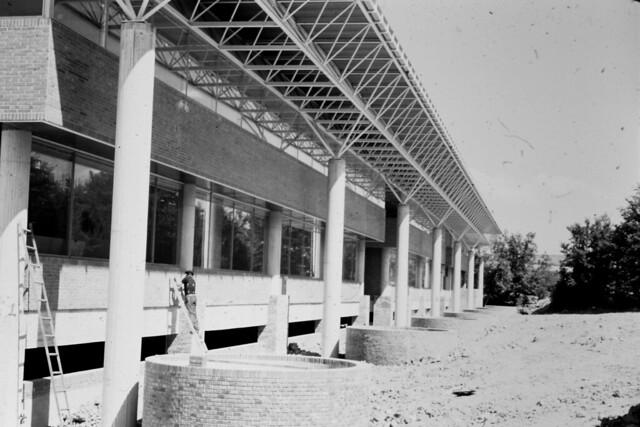 40 años Edificio ETSA