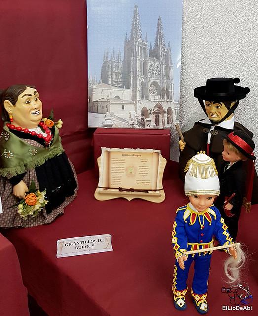 Colección en miniatura de los trajes tradicionales en la provincia de Burgos  (18)