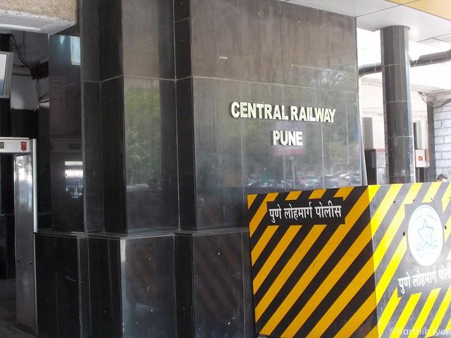 Central Railway Pune, Nikon COOLPIX L29