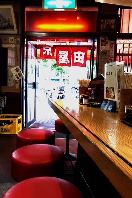 高田屋京店で夕飲み(神戸・新開地)