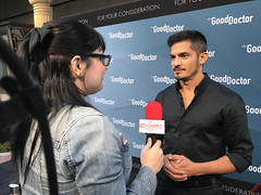 Nicholas Gonzalez at The Good Doctor Season One For Your Consideration Screening Red Carpet Arrivals - IMG_6821
