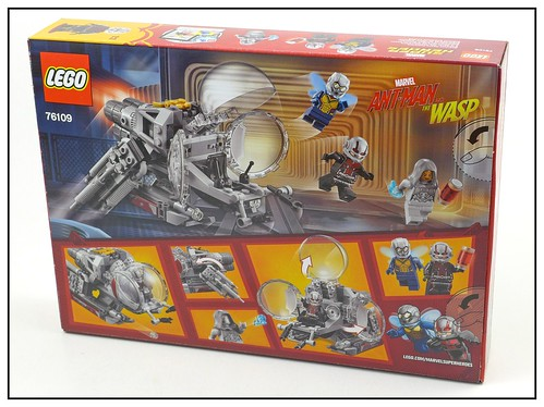 LEGO Marvel Superheroes 76109 Quantum Realm Explorers 02
