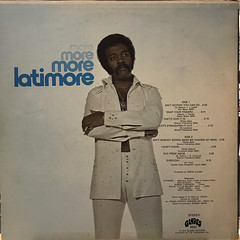 LATIMORE:LET'S STRAIGHTEN IT OUT(JACKET B)