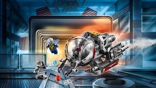 這組的CP 值真的「蟻」爆表~~ LEGO 76109《蟻人與黃蜂女》量子領域冒險 Quantum Realm Explorers