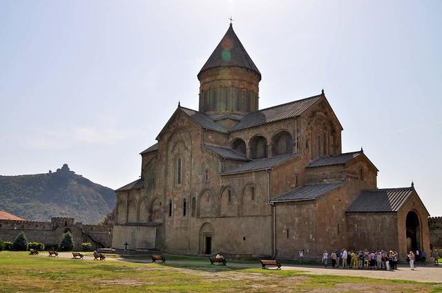 Svetitskhoveli Cathedral. Mtskheta (Mtskheta-Mtianeti region, Georgia)