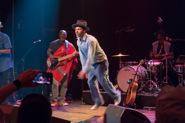 Christophe Maé : American Tour 2018 - Gramercy Theater, New York (2018)