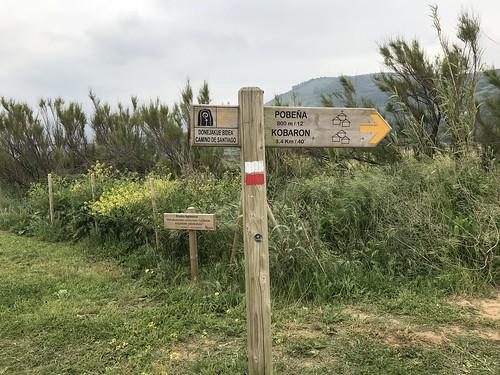 Asociación 5 de Octubre en la Ruta127 de Portugalete a La Arena