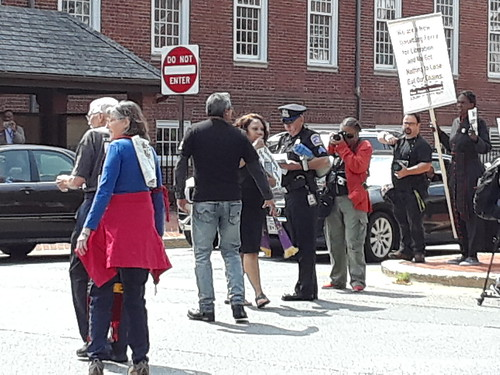 Maryland Poor People's Campaign, Annapolis, Maryland, May 14, 2018