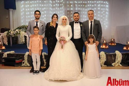 Beyza Gökgül, Hakan Şimşek düğün töreni -7