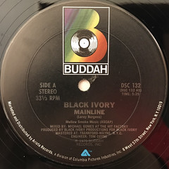 BLACK IVORY:MAINLINE(LABEL SIDE-A)