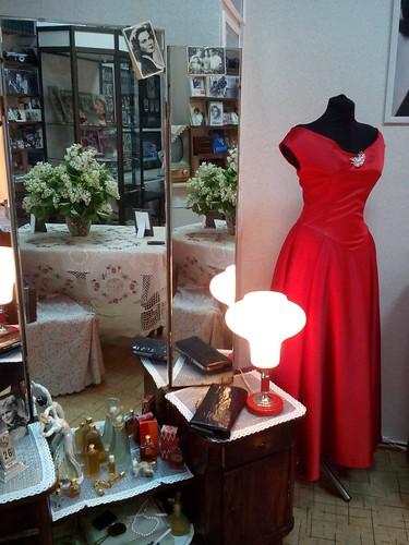 Платье Изольды Извицкой