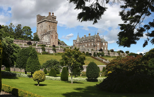 Drummond Castle (13)