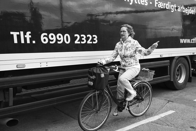 Bicicletas en Copenhague 1., Fujifilm X-T1, XF23mmF1.4 R