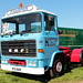 P Harper Haulage ERF SFA482R Peterborough Truckfest 2018