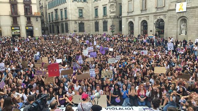 10 de Mayo · Huelga Estudiantil contra La Manada