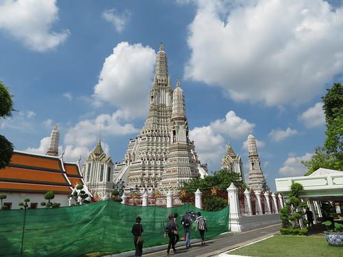 バンコクの観光地ワット・アルン