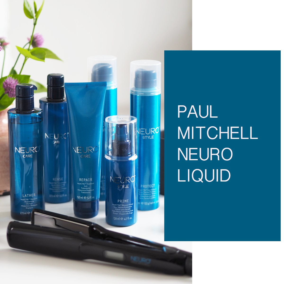 Paul Mitchell Neuro 1
