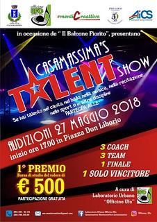 Casamassima Talent 2018