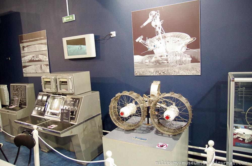 Музей космонавтики и ракетной техники СПб -99