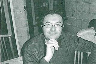 Noicattaro. Cosimo Sibilla front