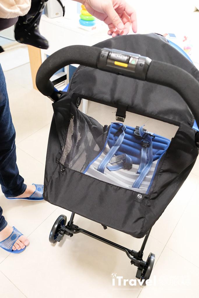 轻量型婴儿车推荐 Combi F2 Plus (22)