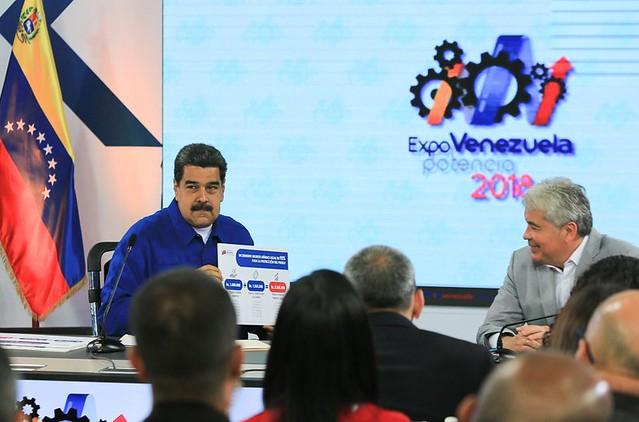 Governo anuncia aumento de 95% do salário mínimo na Venezuela