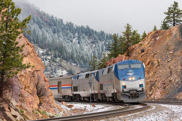 AMTK 6 @ Coal Creek Canyon, CO