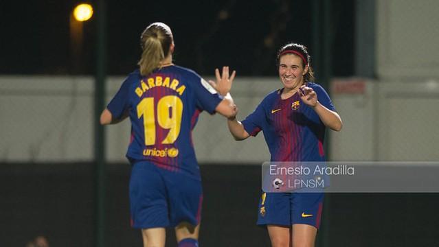 FC Barcelona - Rayo (5-5-2018)