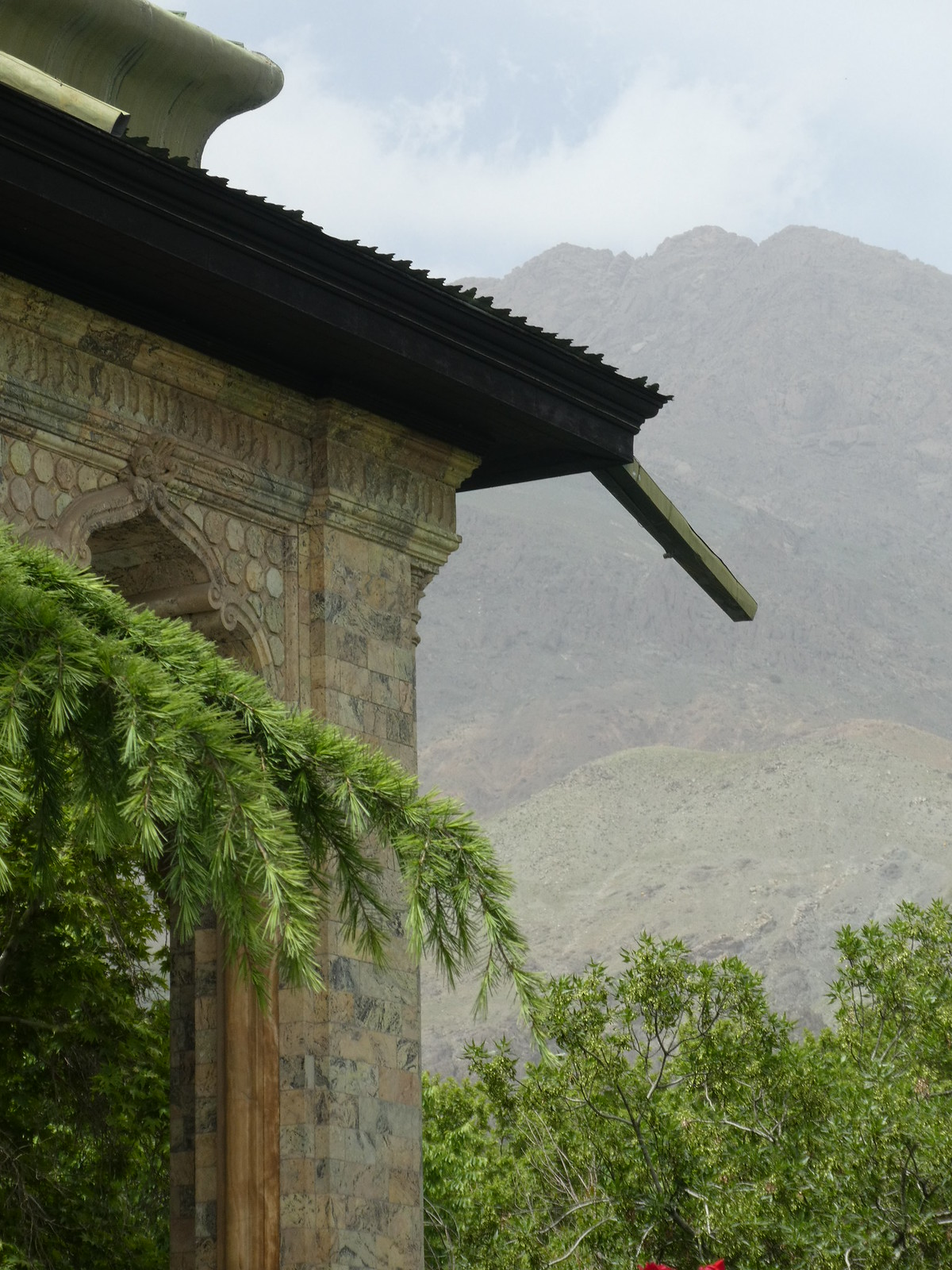 Teheran - Saadabad Palast-Anlage