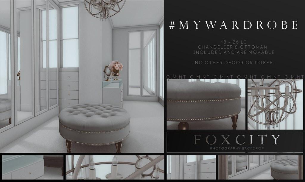 FOXCITY. Photo Booth - #MyWardrobe @Kustom9 May - TeleportHub.com Live!