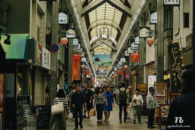 Du lịch bụi Nhật Bản (6): Hai ngày chen chân ở Kyoto (Ngày 1)