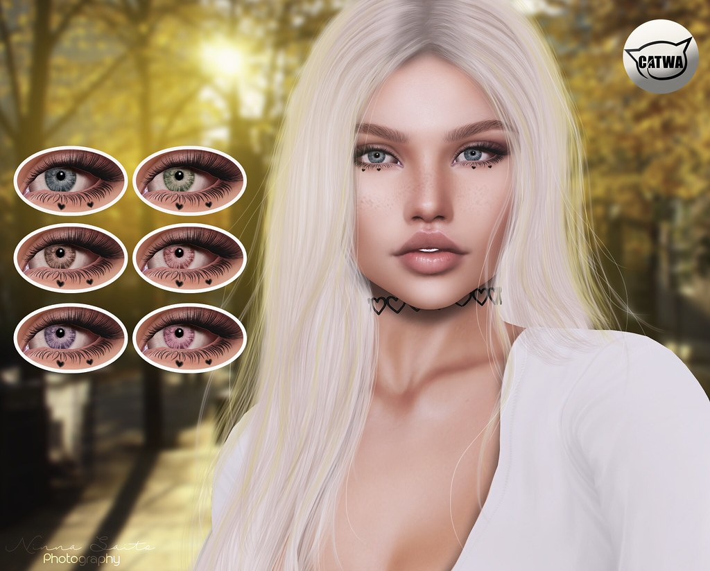 ::MD:: Kelly Catwa Eye Appliers - TeleportHub.com Live!