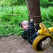 On the Tyre Swing 9975
