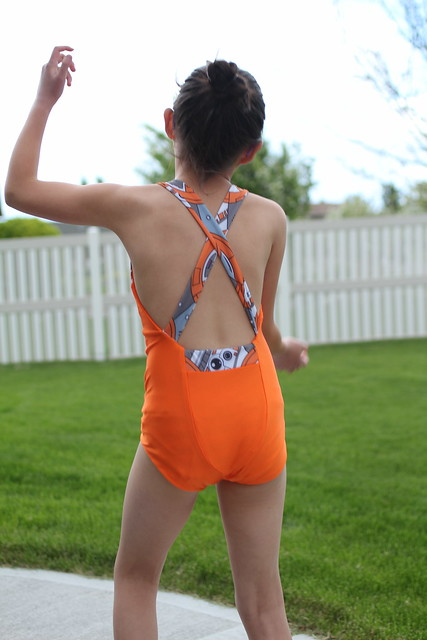 titchy threads/petit a petit and family azur swimsuit by replicate then deviate