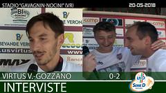Virtus V.-Gozzano del 20-05-18