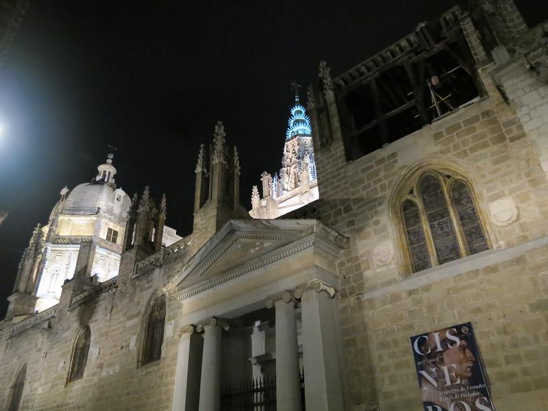 Puerta Llana<br /> Torre de la Catedral de Toledo<br /> IMG_3198