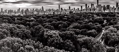 Panoramic Central Park Manhattan May 2018
