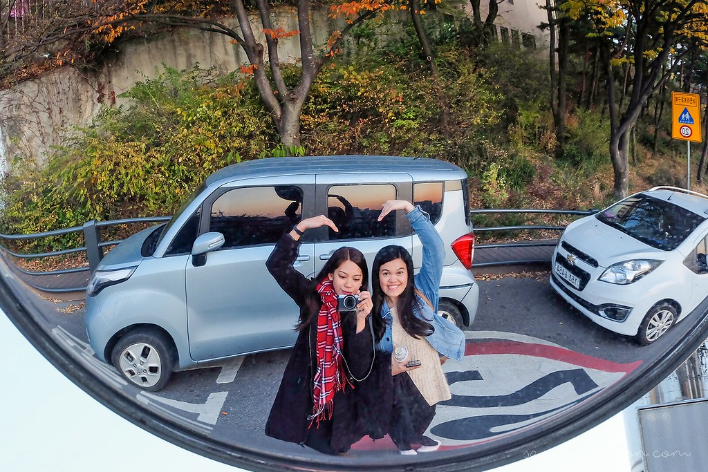 naksan_park_selfie