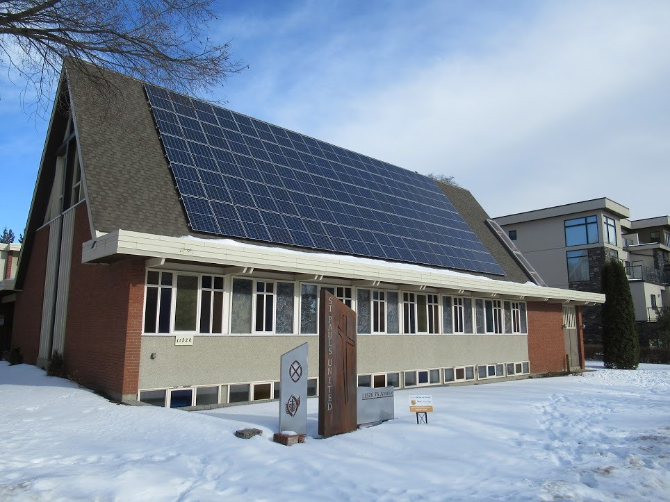 18. Belgravia Solar Church - St. Paul's - SUNDAY