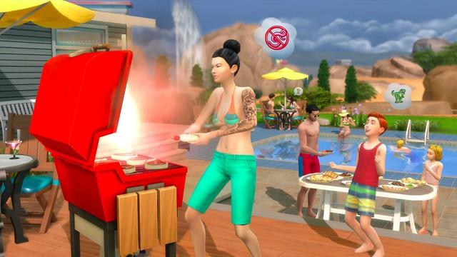 Divirtam-se com seus Sims e a Gastronomia no The Sims
