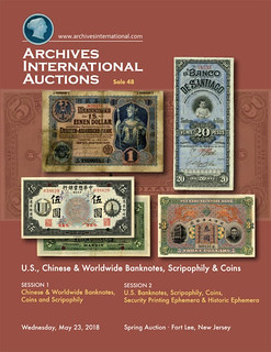 Archives International Sale 48 cover front
