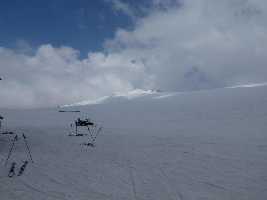 Skigebiet Tochal, Teheran