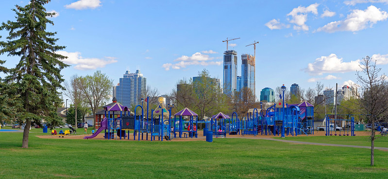 Edmonton Playground