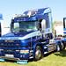 Chris Hayter Transport Scania T124L K8CHT Peterborough Truckfest 2018