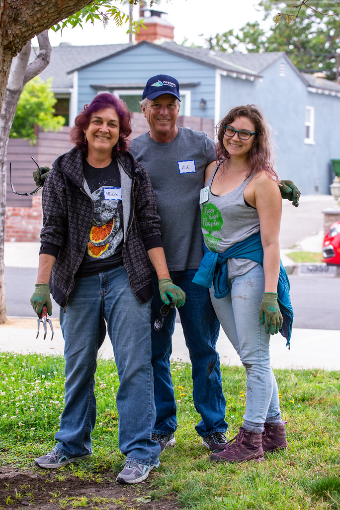 TreePeople Mothers Day Tree Care 5/13/18