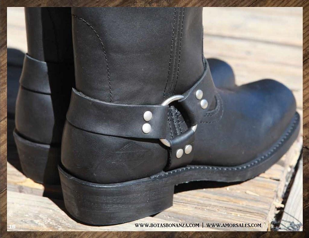f084020cd24 Catalogo Amor Sales Bonanza Western Boots Vol 4 Botas Vaqueras_Page_16